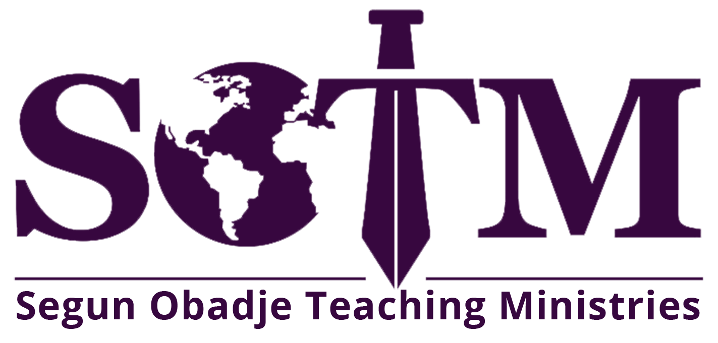 Segun Obadje Teaching Ministries Store